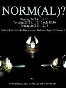 Norm(al)